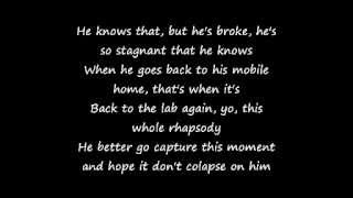 lose yourself - Eminem lyrics clean