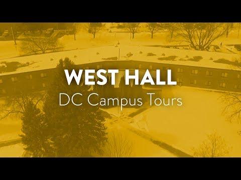 West Hall | Dordt Campus Tours