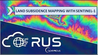 RUS Webinar: Bodemdaling mapping met Sentinel-1 - HAZA03