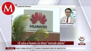 ¿Qué pasarà con Huawei tras ruputura con Google?: Fernando Santillanes