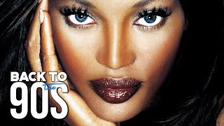 Back To The 90's: Supermodel Naomi Campbell