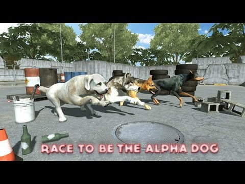Dog Racing : Dog Games By Puffy Thumb Racing - ITunes/Android