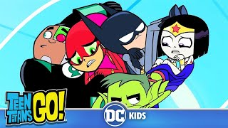 Teen Titans Go! en Français | La Teen Justice League se forme | DC Kids