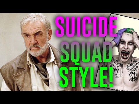 The League of Extraordinary Gentlemen (2003) Trailer - Suicide Squad Style!