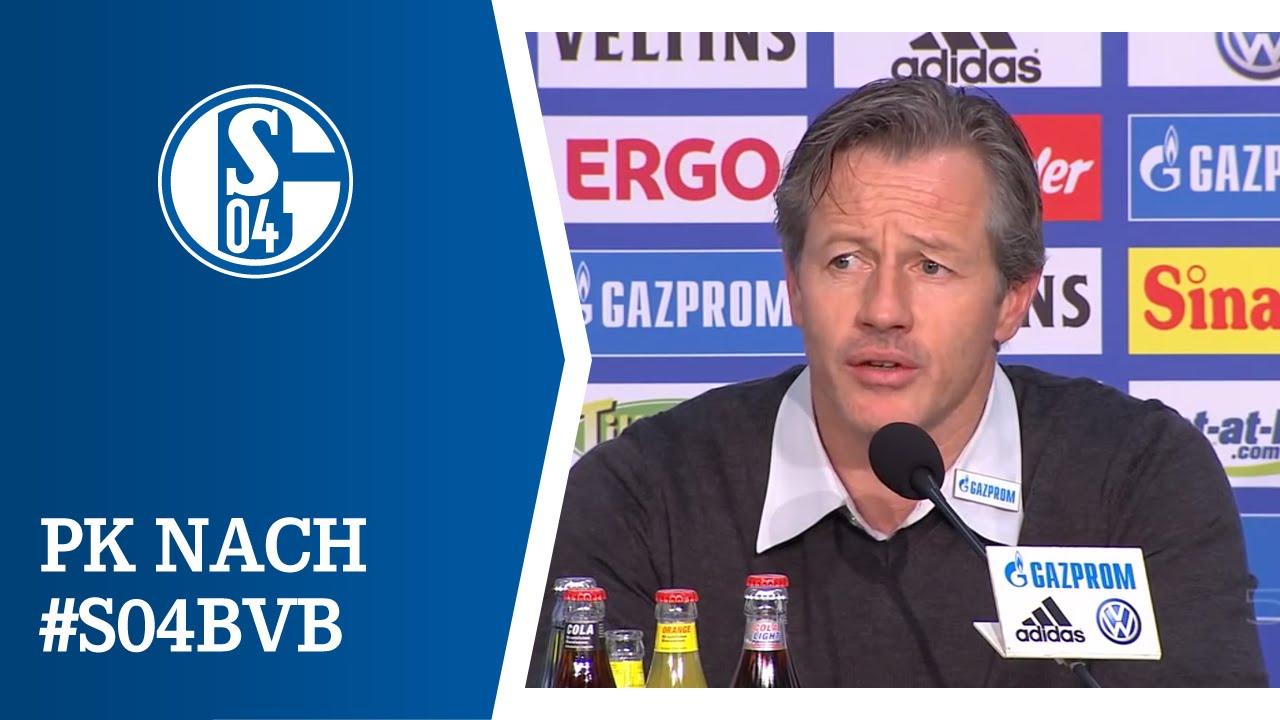 BVB Pressekonferenz vom 09. März 2013 nach dem Revierderby zwischen S03+1 und Borussia Dortmund