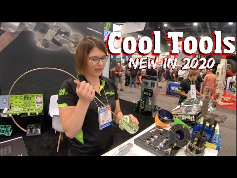 Amazing New Tool Tech, Inventions & Equipment From Sema Coming Out In 2020 4 K Video