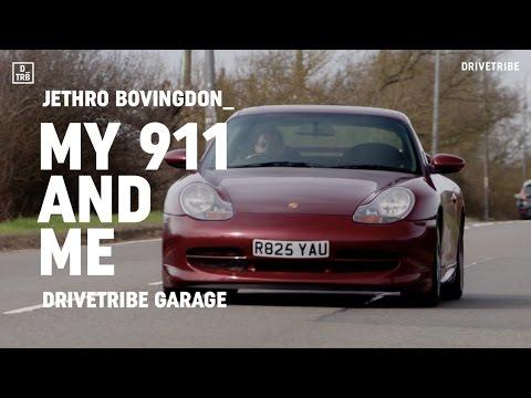 DRIVETRIBE GARAGE: Jethro's Porsche 911