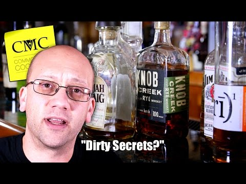 "🛢️🛢️ A ""Dirty Little"" Secret About The Whiskey Industry?"