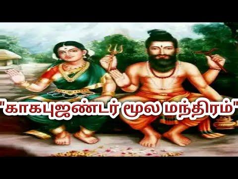காகபுஜண்டர் சித்தர் மூல மந்திரம்|kagapujandar|siththargal ragasiyam|Maha manthiralayam|siddhar