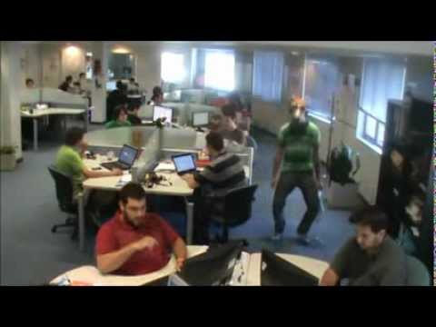 Our version of Harlem Shake -  Huddle Group Buenos Aires