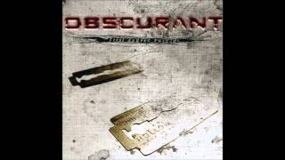 Obscurant - First Degree Suicide