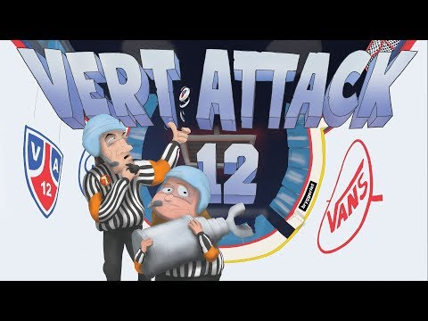 Vert Attack 12 - Official Live Webcast
