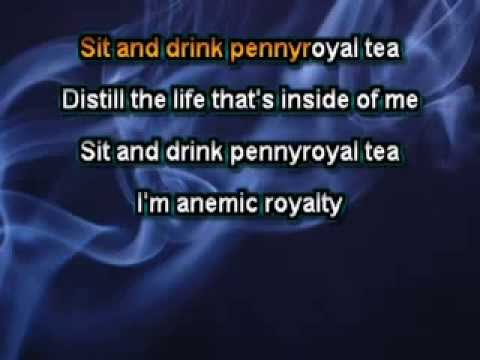 Nirvana - Pennyroyal Tea [Karaoke]