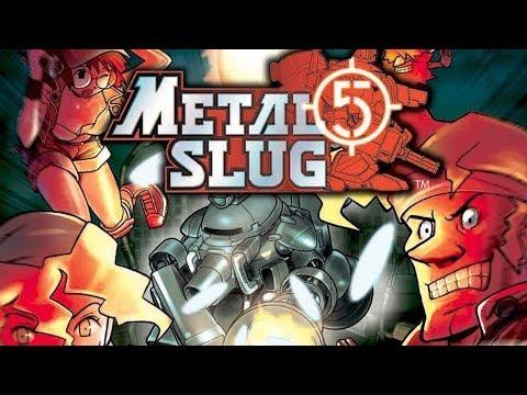 Aca NeoGeo Metal Slug 5 - Gameplay - Xbox One