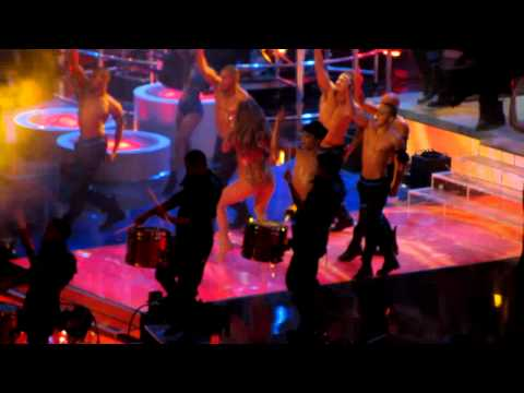 Jennifer Lopez & Pitbull - Live It Up (live Premios Juventud 2013)
