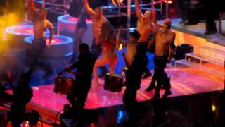 Jennifer Lopez & Pitbull - Live it up (live premios juventud 2013)