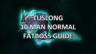 Tsulong 10 Man Normal Terrace of Endless Spring Guide - FATBOSS