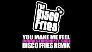 Cobra Starship Feat. Sabi - You Make Me Feel (MD Electro Vs. Eric Flow Remix)