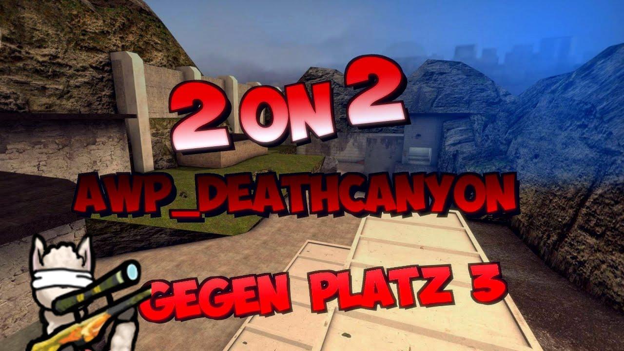 Download CS:GO | 2on2 AWP#2  gegen Platz 3!