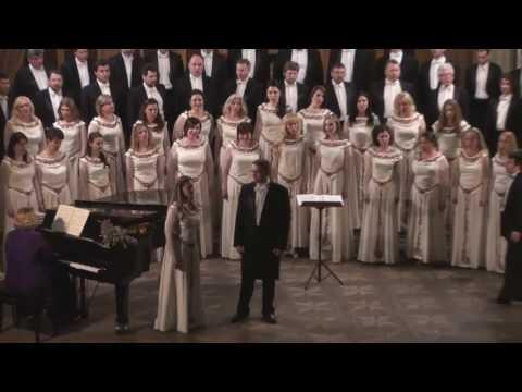 La Traviata -  Brindisi /opera Verdi / Rivne Philharmonic live 2017