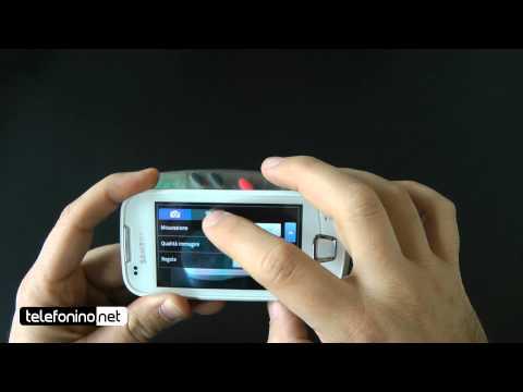 Samsung Galaxy Mini videoreview da Telefonino.net