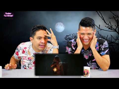 Reacción al Trailer de La Monja  Pepe & Teo Opinan +