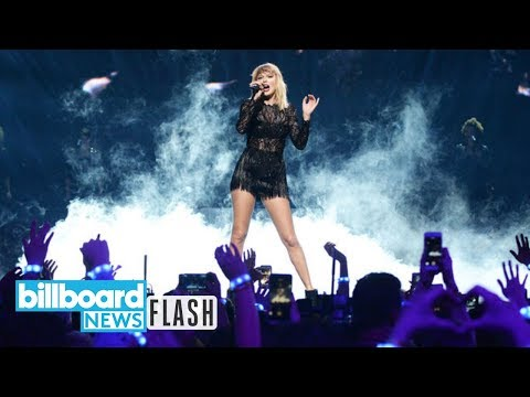 Taylor Swift Adds Additional Dates to Reputation Tour | Billboard News Flash