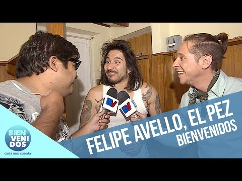 ¡Felipe Avello nos recibió en su casa! | Bienvenidos