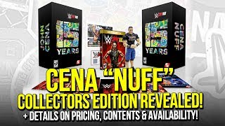 John Cena Collectors Edition, Content, Pricing & Where to Order! thumbnail