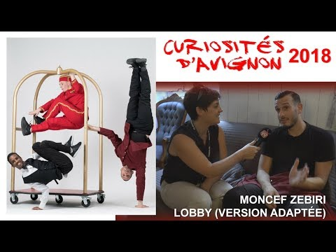 Curiosités d'Avignon   Lobby