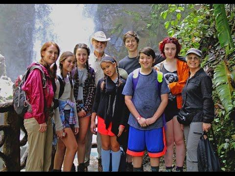 The Kids Visit Costa Rica HD