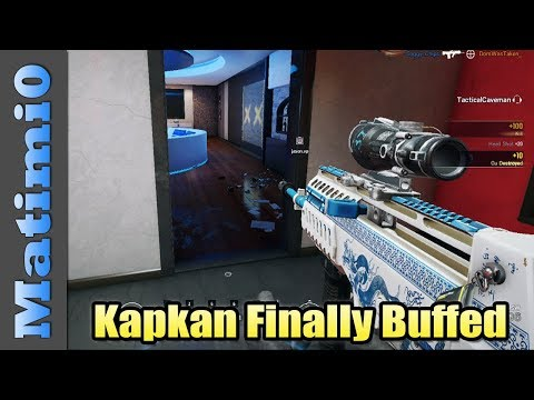 Big Kapkan & Blitz Changes - Rainbow Six Siege