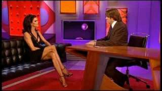 Janice Dickinson on Jonathan Ross Pt 2