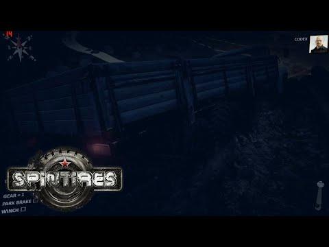 Mask lumpur dalam - Spintires aftermath DLC |