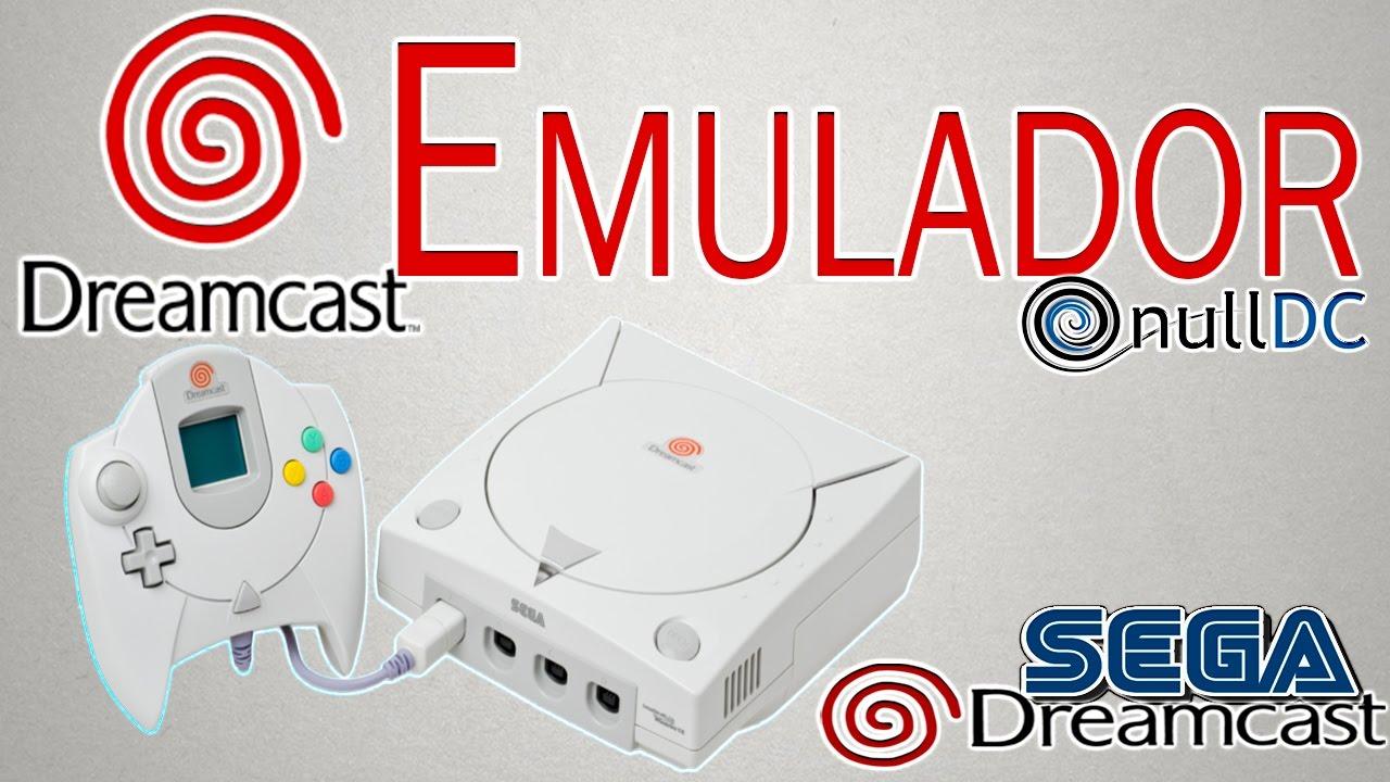 Descargar Instalar Emulador Sega Dreamcast Juegos Nulldc Rom