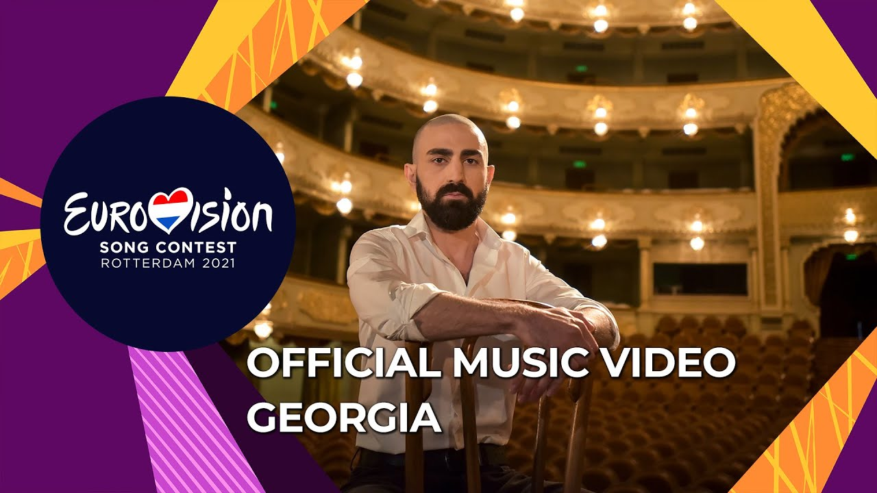Tornike Kipiani - You - Georgia 🇬🇪- Official Music Video - Eurovision 2021