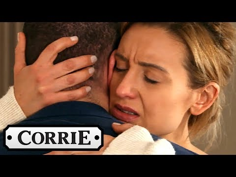 Coronation Street - Aidan and Eva's Last Dance Together