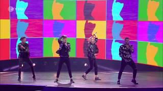 Feuerherz - Baby Langsam (Despacito) TV Premiere!! -  Das Große Sommer Hit Festival 2017
