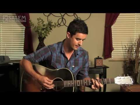 """Kristian Stanfill Performs """"One Thing Remains"""" Live and Unplugged"""