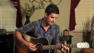 "Kristian Stanfill Performs ""One Thing Remains"" Live and Unplugged"