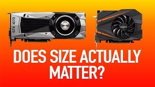 BEST GRAPHICS CARD for a SMALL PC