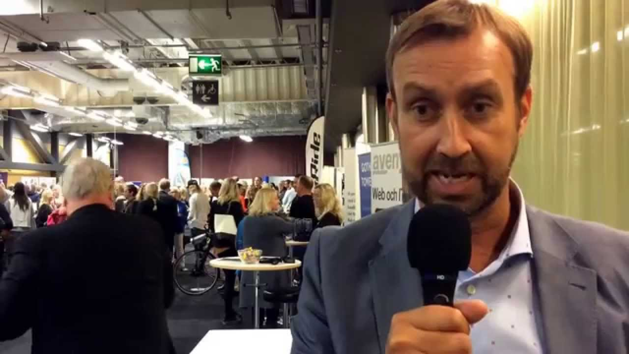 Johan Trouvé - Årets Kommunikatör 2013