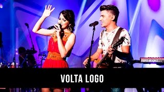 Mariana & Mateus - Volta logo (DVD)