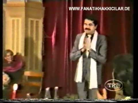 ibrahim Tatlises Nanay TRT 1984 Yilbasi Orjinal Kayit-Türküola-Minareci-Uzelli-Ömer Almanyadan