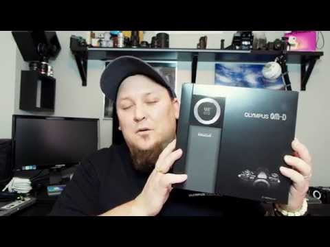EXCLUSIVE! Olympus OM-D E-M5 Mark II HANDS ON!