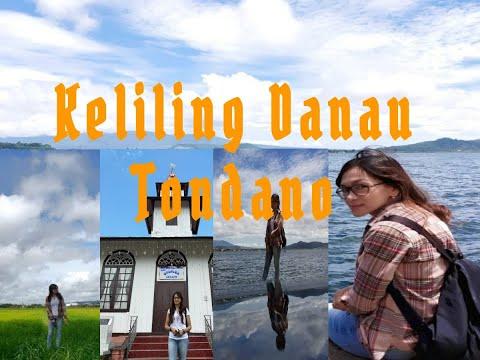 Keliling Danau Tondano, Minahasa, SuLut