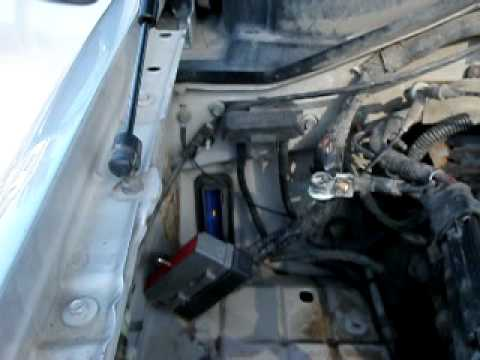 2002 F150 Wiring Diagram 1998 Honda Prelude Stereo Replacing New Pcm With Original Part 1.avi - Youtube