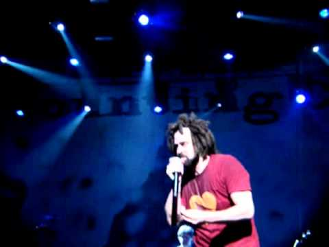 Counting Crows - Round Here Live Brussels 2008
