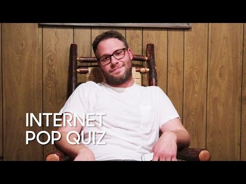 Internet Pop Quiz with Seth Rogen