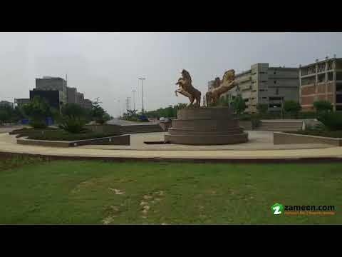5 MARLA RESIDENTIAL PLOT FOR SALE IN JINNAH BLOCK SECTOR E BAHRIA TOWN LAHORE